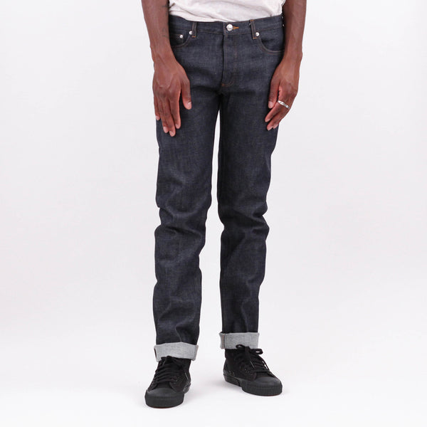 Petit New Standard - Raw Indigo Denim
