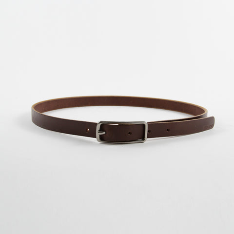 billykirk #109 slim belt brown