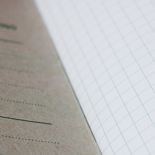 3 Pack Notebook N°2 - Graphed