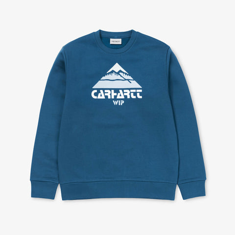 Mountain Sweatshirt - Corse