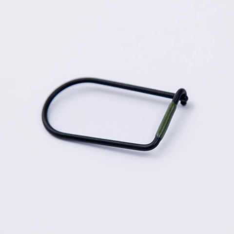 Wilson Key Ring - Olive Green