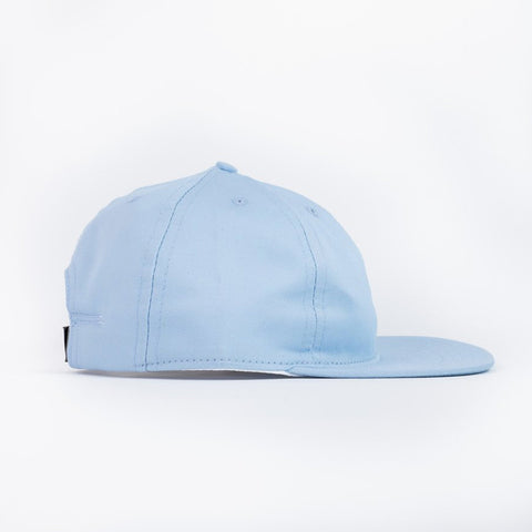 Cotton Twill Ball Cap - Light Blue