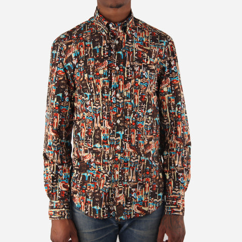 The Classic Button Down - Totem Poles