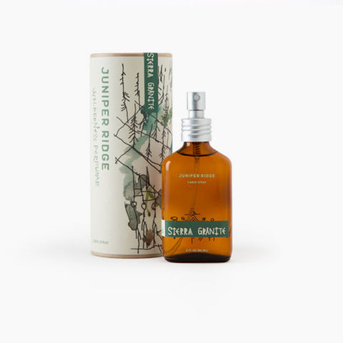 Juniper Ridge Cabin Spray Sierra Granite
