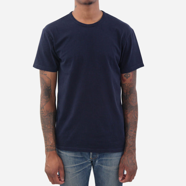 Two Pack Tee Shirts - Navy
