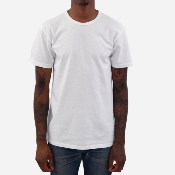 Two Pack Tee Shirts - White