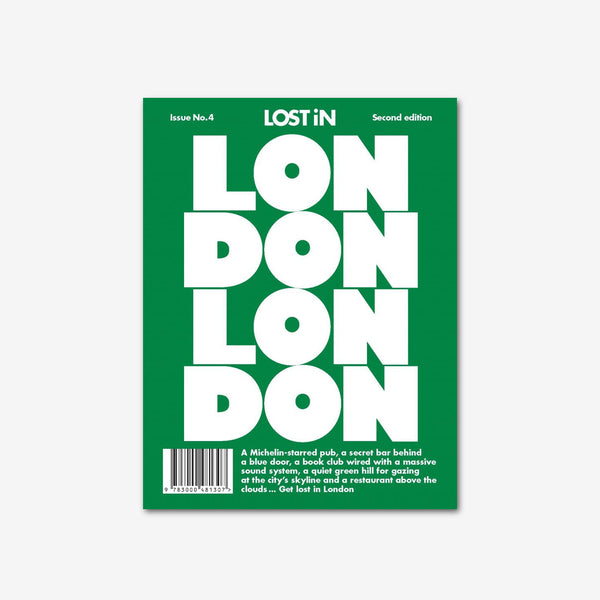 LOST iN - London