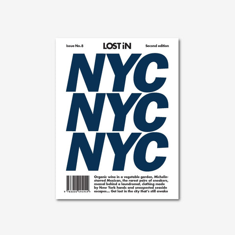 LOST iN City Guide New York City