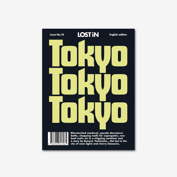 LOST iN - Tokyo