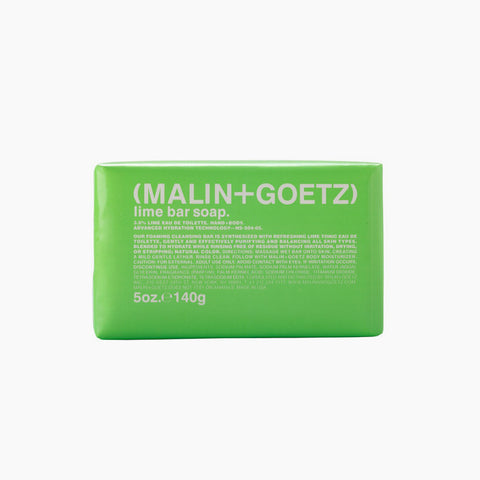 Malin and Goetz lime bar soap