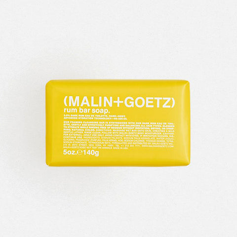 Malin Goetz Dark Rum Bar Soap