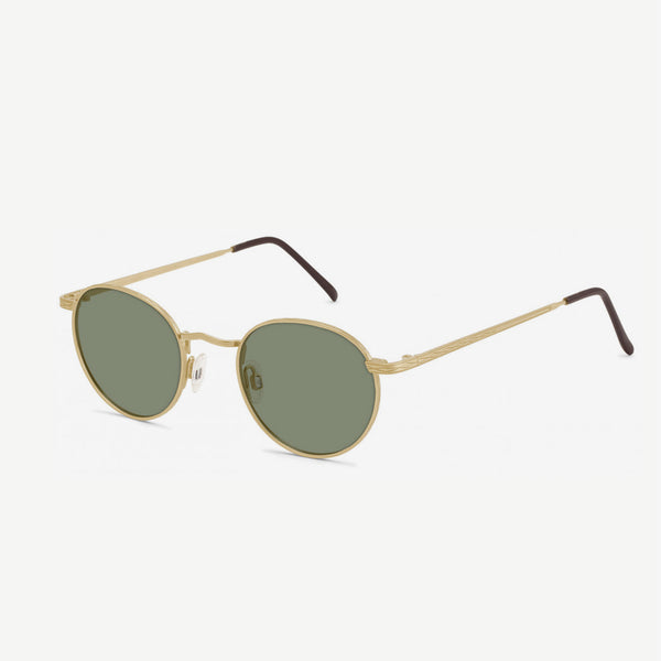 DOV Sunglasses - Gold / G-15 Lenses