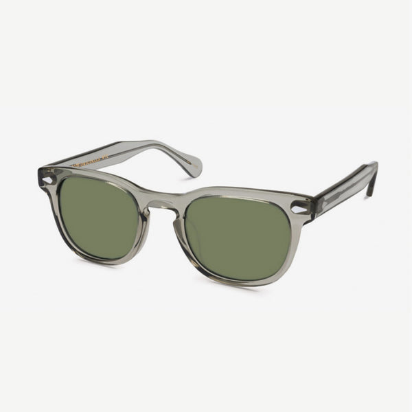 Gelt Sunglasses - Sage  / G-15 Lenses