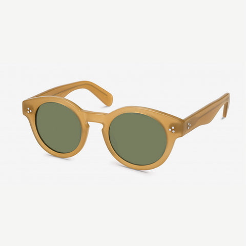 MOSCOT Grunya glasses goldenrod