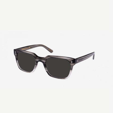 MOSCOT Zayde sunglasses charcoal
