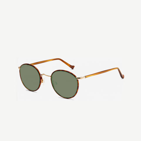 MOSCOT Zev sunglasses blonde