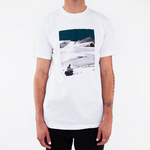 Norse Projects Niels Kebnekaise Tee Shirt White