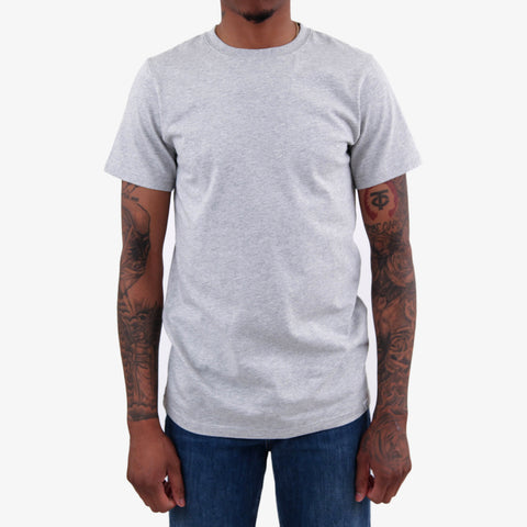 Norse Projects Niels Standard S/S Tee Light Grey Melange