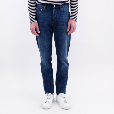 Norse Projects Slim Fit Denim Jeans Rinsed