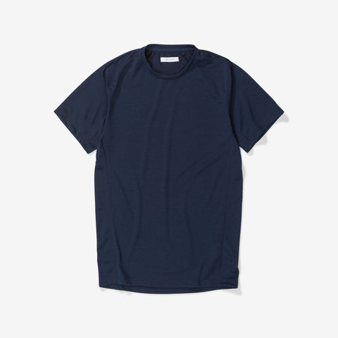 Norse Projects Troels Tech S/S Tee Dark Navy