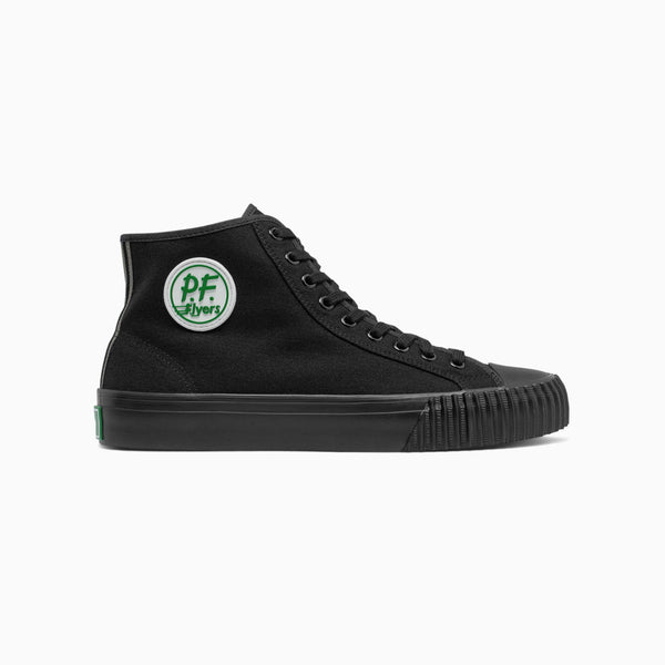 Sandlot Center Hi - Black