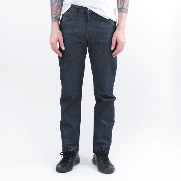 14 oz Raw Slim Fit Jean - Indigo