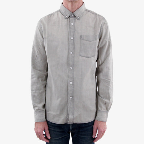 Crosby Denim Shirt - Washed Black