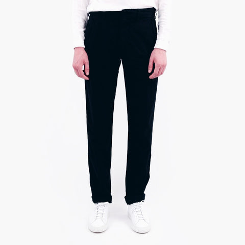 Light Twill Trouser - Black