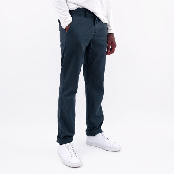 Light Twill Trouser - Kale Green