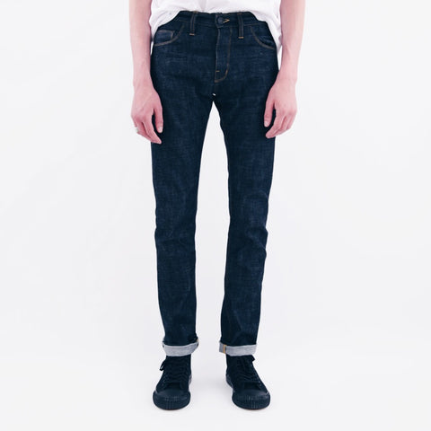 Shockoe Atelier Slim Kojima Raw Indigo Denim