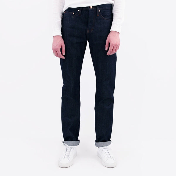 UB201 Tapered Fit Denim - 14.5 oz Indigo Selvedge