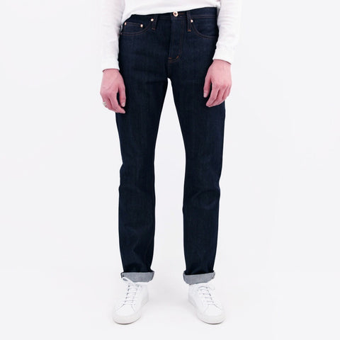 The Unbranded UB201 Tapered fit selvedge denim jeans
