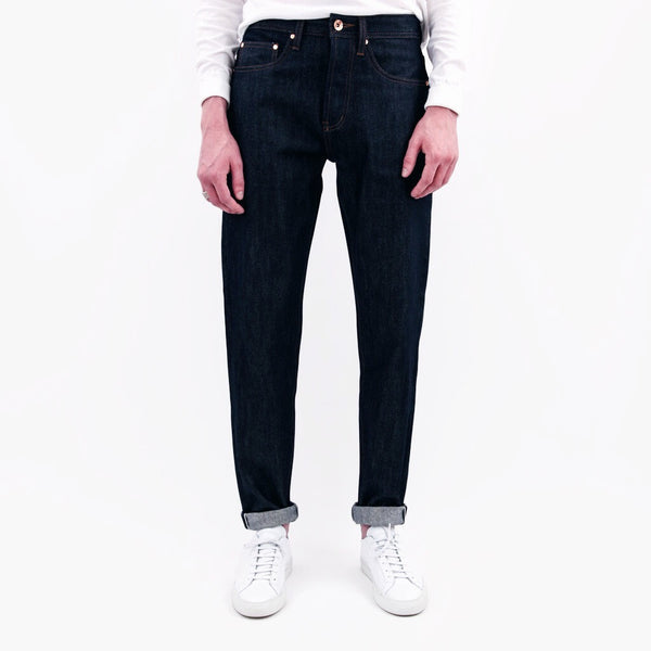 UB601 Relaxed Tapered Fit Denim - 14.5 oz Indigo Selvedge