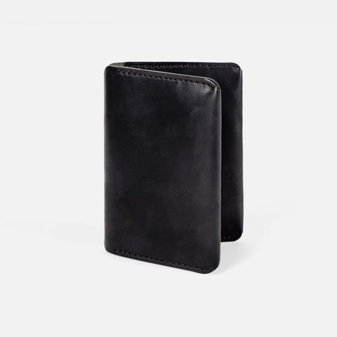Winter Session Passport Wallet Black
