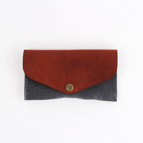 Armitage & McMillan Steven Alan Optical Winter Session Collaboration Eyeglass Case