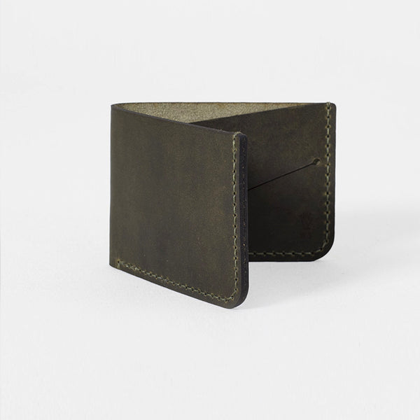 Billfold Wallet - Olive
