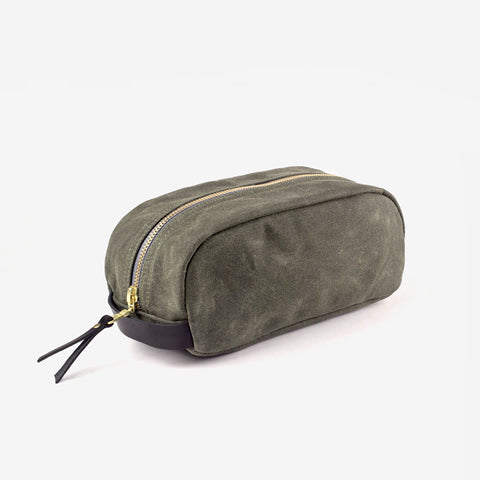 Winter Session Dopp Kit Olive