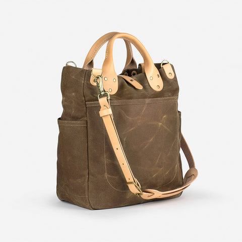 Garrison Bag - Field Tan