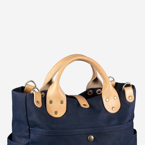 Garrison Bag - Navy