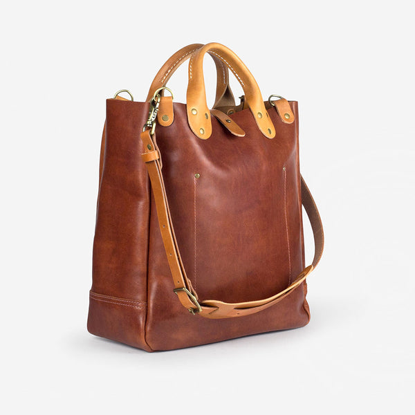 Leather Garrison - Cognac
