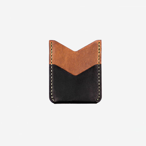 Slash Wallet - Tobacco/Black