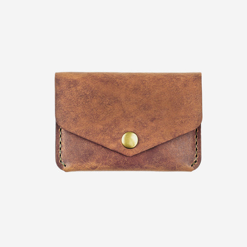 Winter Session Snap Wallet Tobacco Dublin