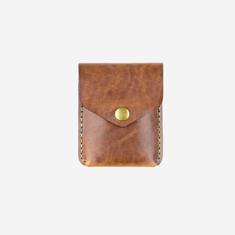 Coin Wallet - Tobacco Dublin