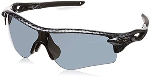 Oakley RadarLock Path Carbon Fiber Slate Iridium Sunglasses - New