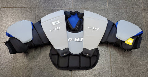 Gait Box Lacrosse Goalie Chest Protector Standard Level 2 - Junior - New