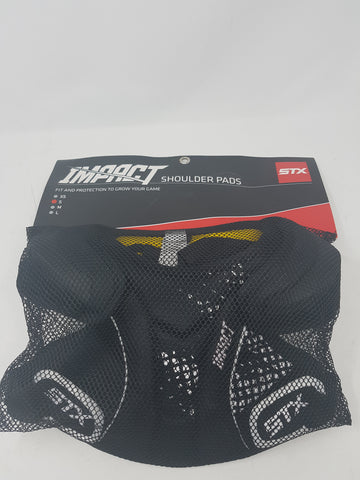 Lacrosse STX Impact Shoulder Pads - New