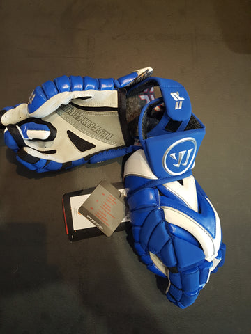 Lacrosse Warrior Rabil D30 Gloves - New