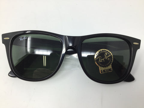 Ray-Ban Sunglasses RB2140 Black Lens Width 50mm Bridge Width 22mm Arm Length 150mm - New