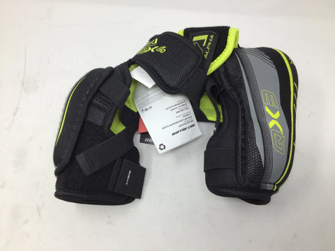 Warrior QX3 Hockey Elbow Pads - Size: Junior Large - New