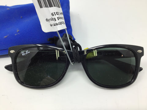 Ray-Ban Junior New Wayfarer Sunglasses - RJ9052S - New